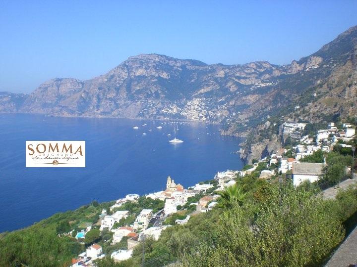Amalfitan coast (Positano).