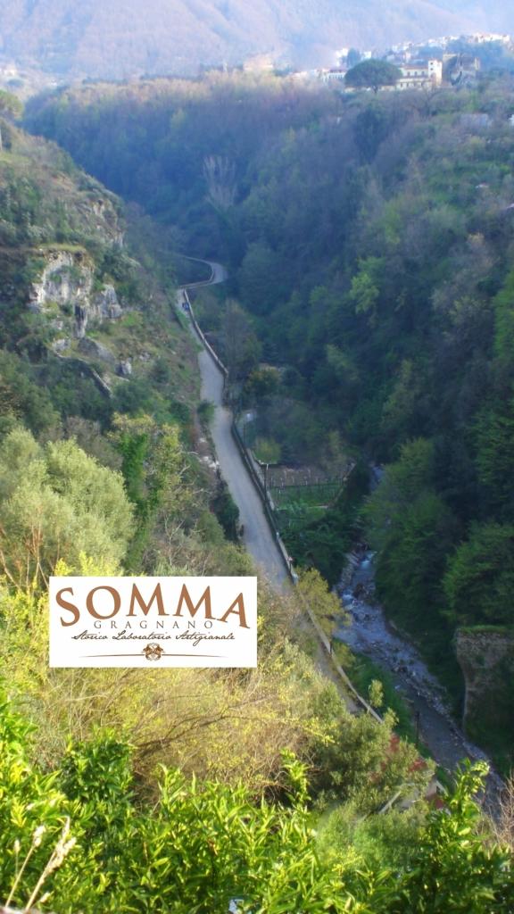 Valle dei Mulini in Gragnano