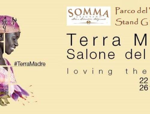 Pasta Somma a Torino dal 22 al 26 settembre 2016 per Terra Madre Salone del Gusto